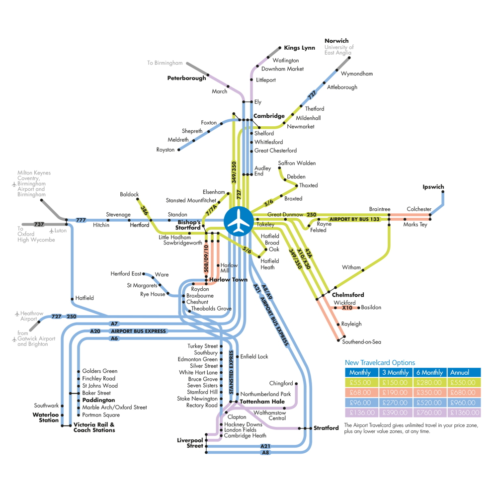6300travelcardmapforwebv3 Stansted Commuter