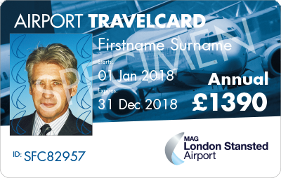 Stansted Airport Travelcard