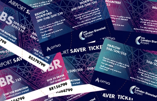 Airport Saver Ticket